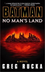 Batman: No Man's Land Cover