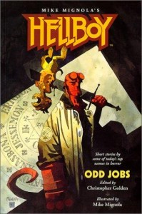 Hellboy: Odd Jobs Cover
