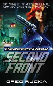 Perfect Dark: Second Front Cover