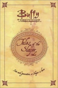 Tales of the Slayer Cover