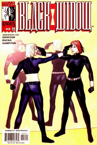 Black Widow: Breakdown #3