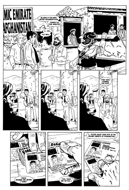 Operation: Morningstar Page 1
