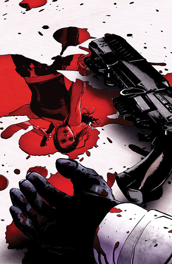 Lazarus #3 and American Vampire Anthology out today   Greg Rucka